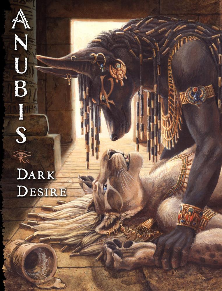 Anubis Dark Desire (hardcover)