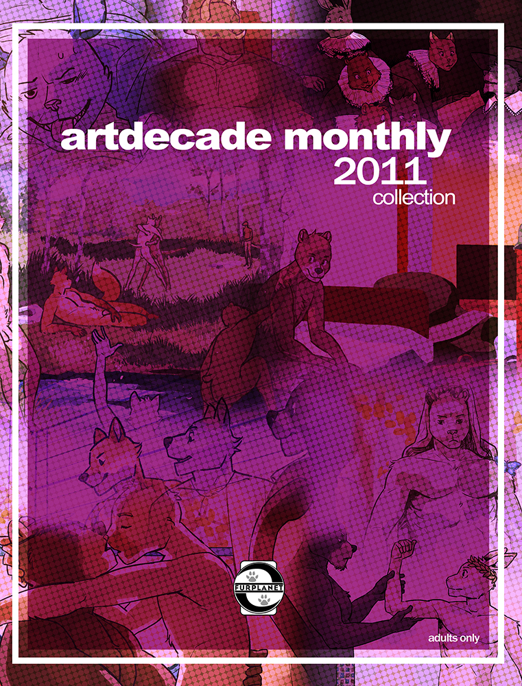 Artdecade Monthly Collection 2011