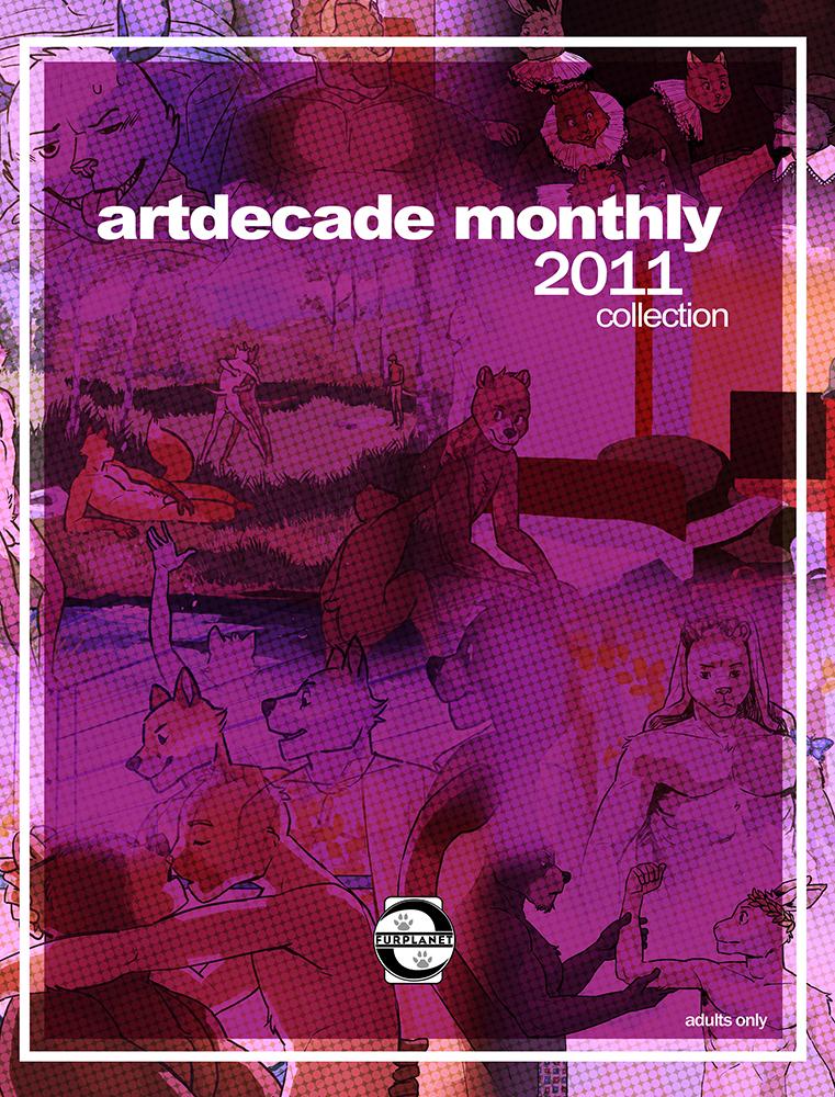 Artdecade Monthly Collection 2011