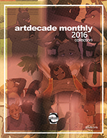 Artdecade Monthly Collection 2016