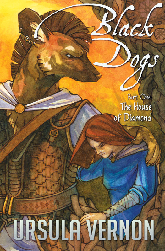 Black Dogs Part One: The House of Diamond (Second Edition)