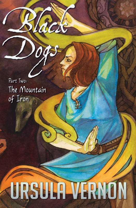 Black Dogs Part Two: The Mountain of Iron