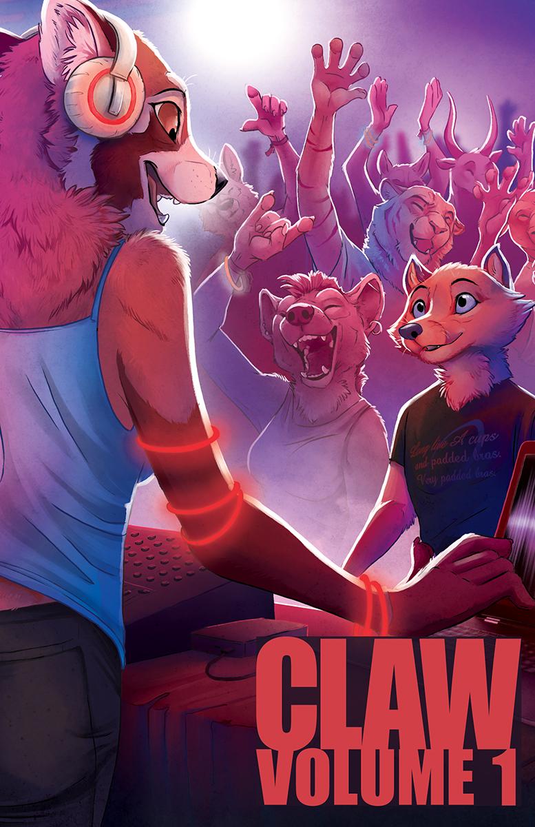 CLAW Volume 1