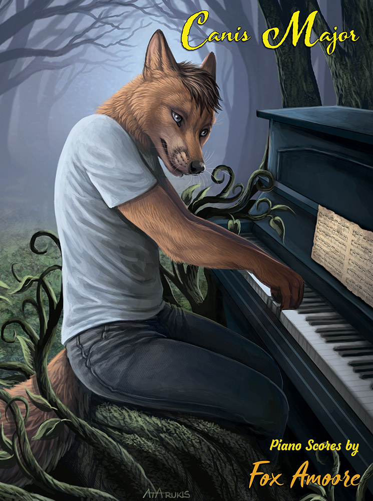 Canis Major: Piano Scores by Fox Amoore