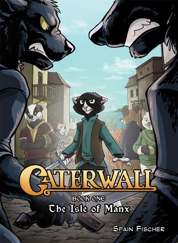 Caterwall Vol. 1: The Isle of Manx