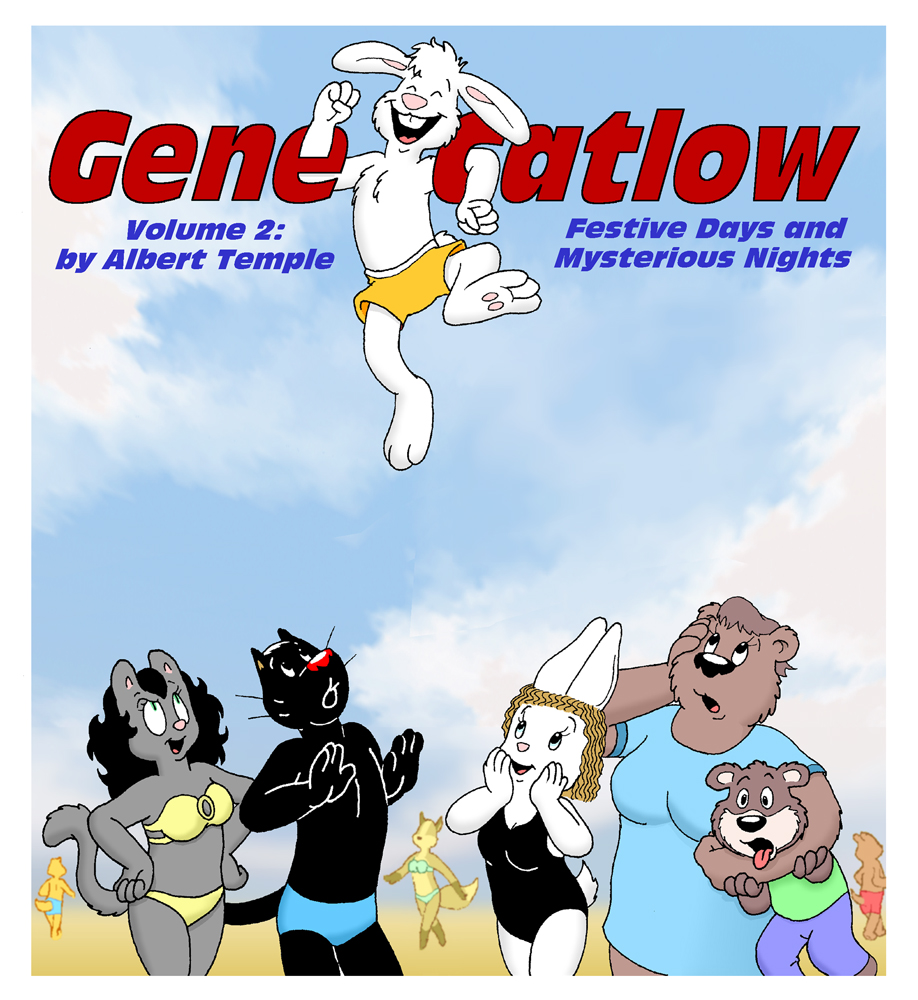Gene Catlow Volume 2: Festive Days and Mysterious Nights