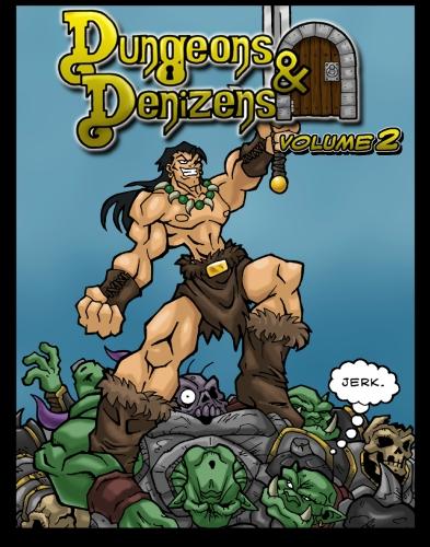 Dungeons & Denizens TPB Volume 02