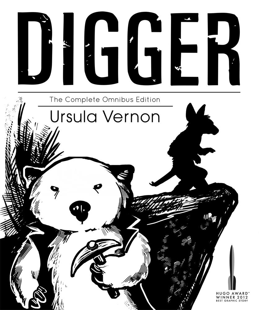 Digger Omnibus (Hardcover)