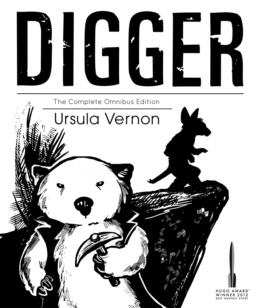 Digger Omnibus (Softcover)