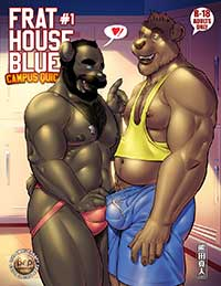 Frat House Blues Campus Quickies