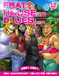 Frat House Blues 20th Anniversary Collected Edition (Softcover)