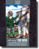 """The Art of """"The Hero"""" Portfolio"""