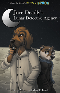Jove Deadly's Lunar Detective Agency