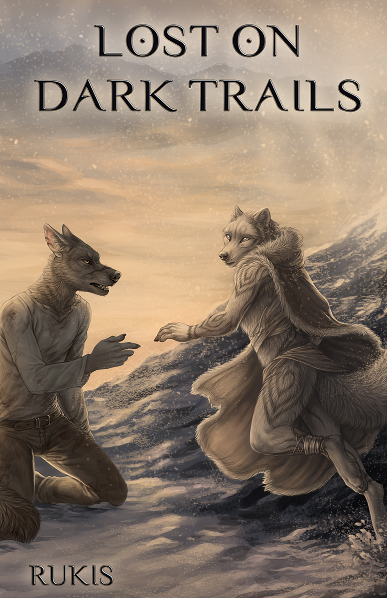 Lost on Dark Trails (Hardcover)