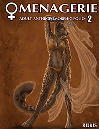 Menagerie Adult Folio (Female) #02