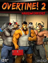 Overtime! 2 Hardworkers