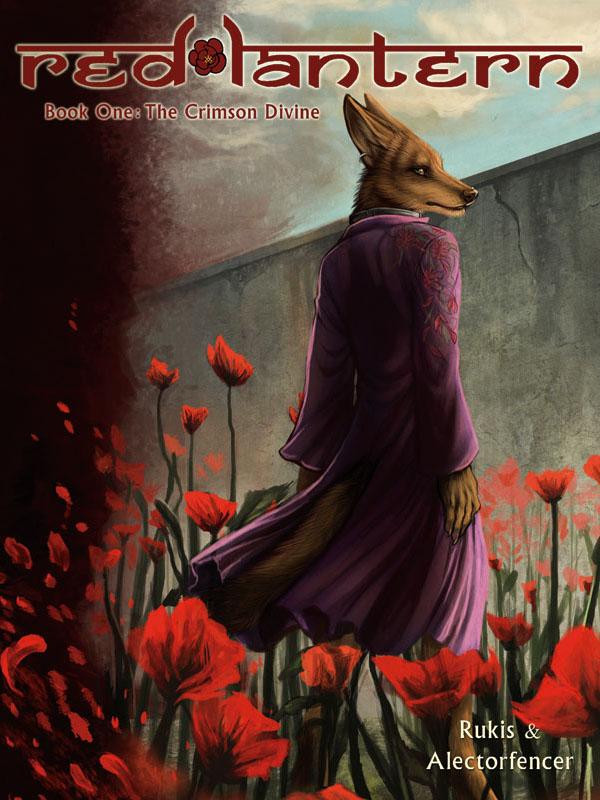 Red Lantern: The Crimson Divine