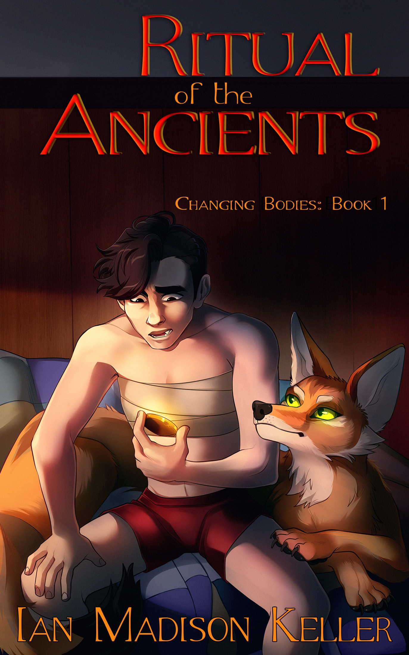 Ritual of the Ancients (Changing Bodies: Book 1)