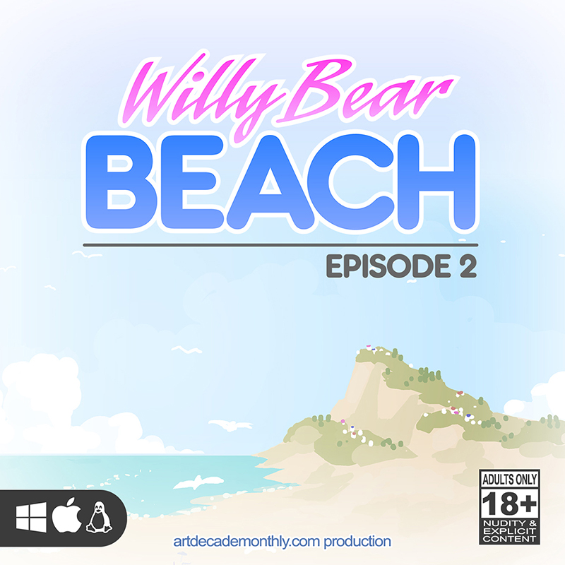 Willy Bear Beach episode 2