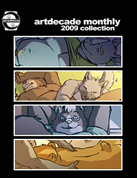 Artdecade Monthly Collection 2009