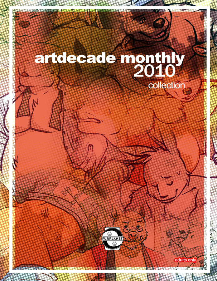 Artdecade Monthly Collection 2010