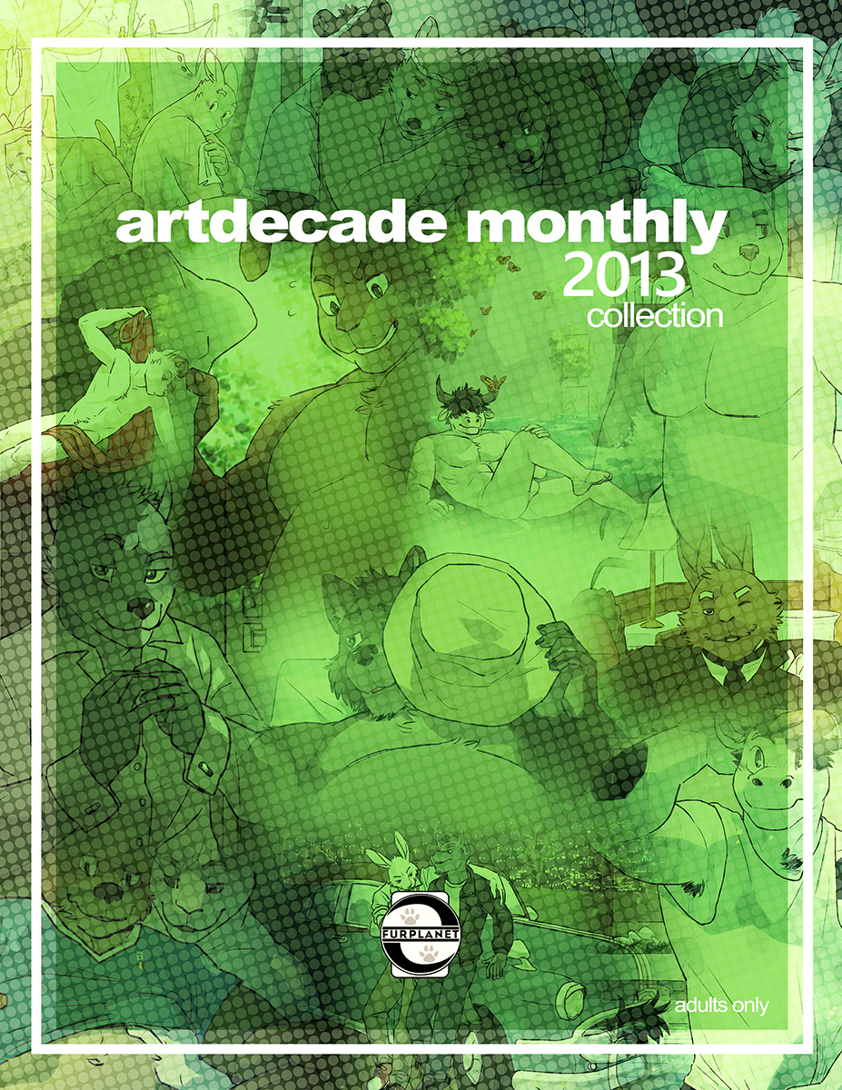 Artdecade Monthly Collection 2013