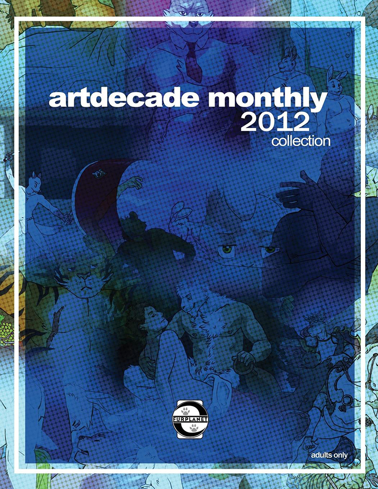 Artdecade Monthly Collection 2012