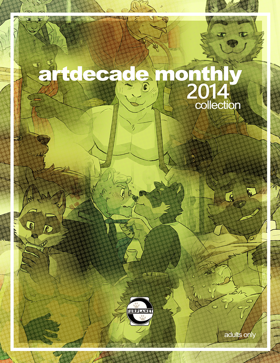 Artdecade Monthly Collection 2014