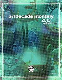 Artdecade Monthly Collection 2015