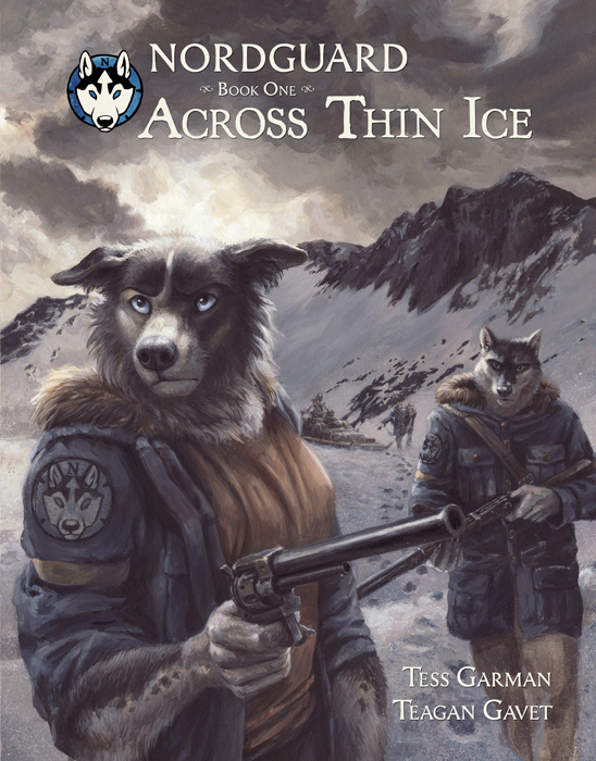 Nordguard Book One: Across Thin Ice (Hardcover)