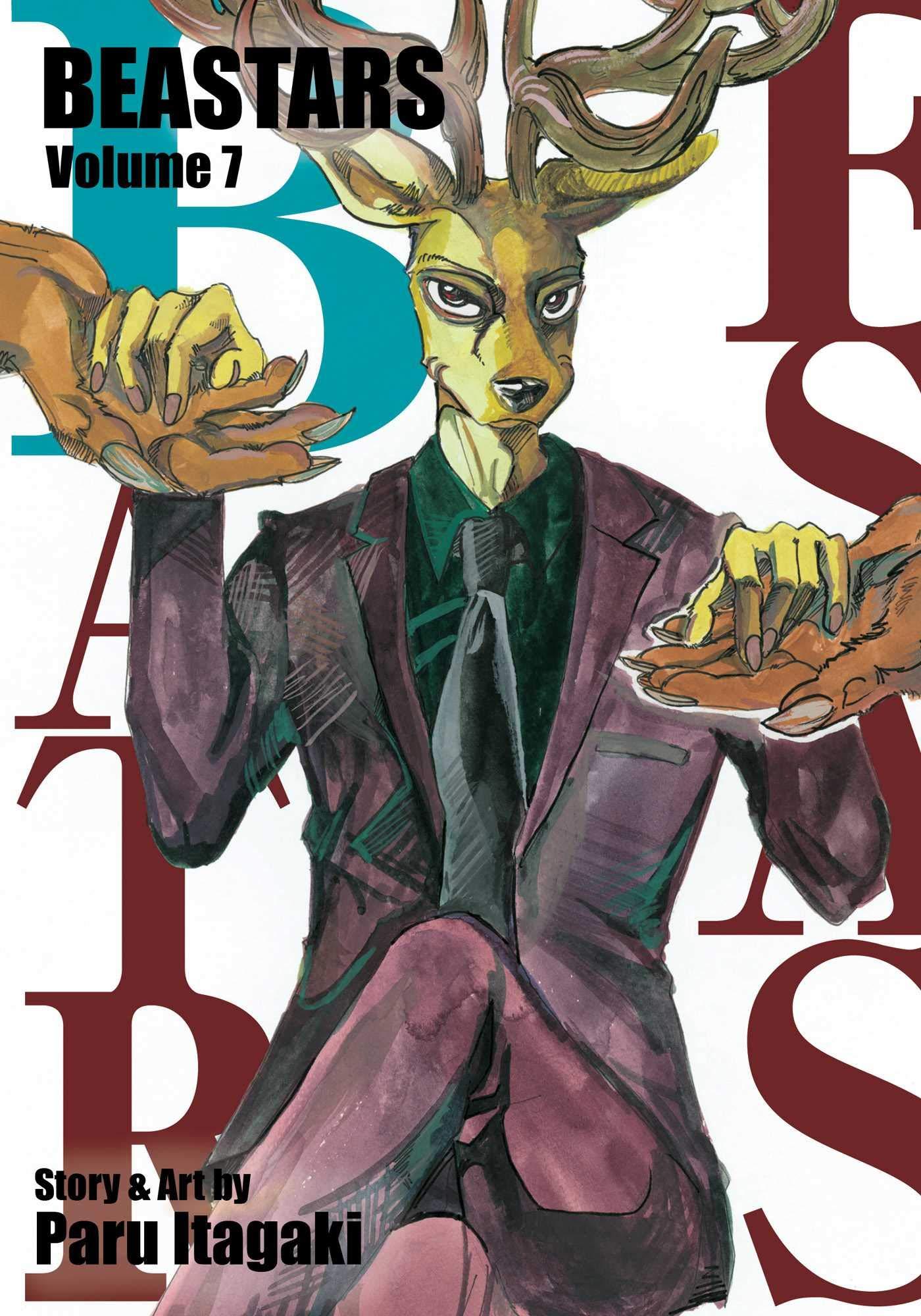 BEASTARS, Vol. 7