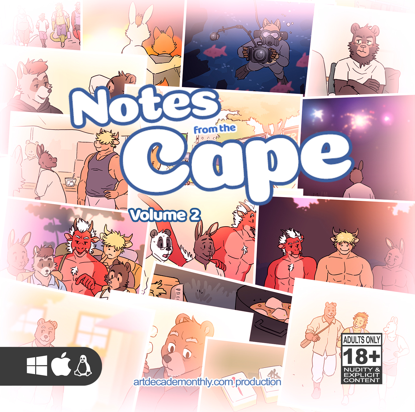 Notes from the Cape Volume 2