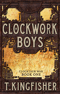 Clockwork Boys (Hardcover)
