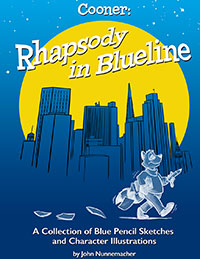 Cooner: Rhapsody in Blueline