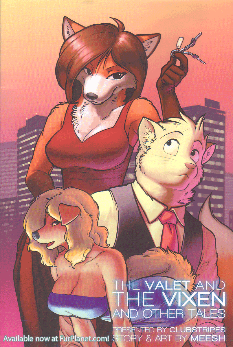 The Valet and the Vixen and other tales