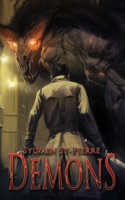 Demons (Demons - Book 1)
