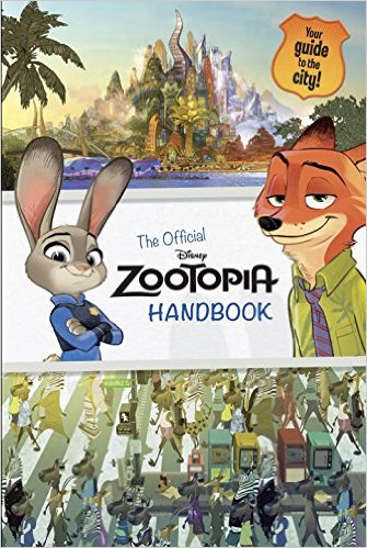 Zootopia: The Official Handbook
