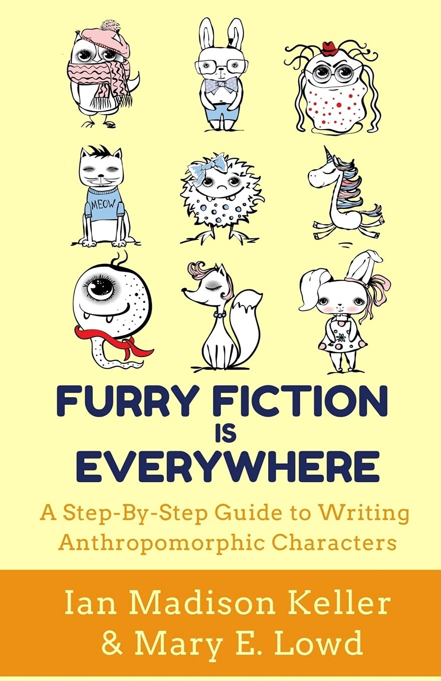 Furry Fiction Is Everywhere