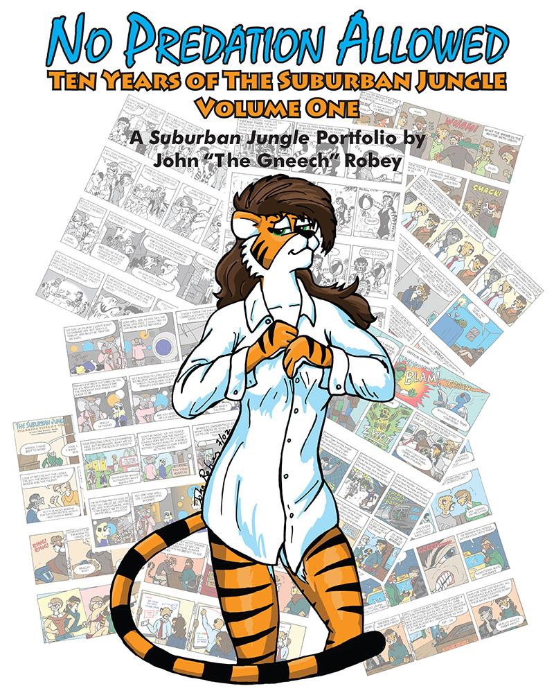 No Predation Allowed: Ten Years of Suburban Jungle Volume 1