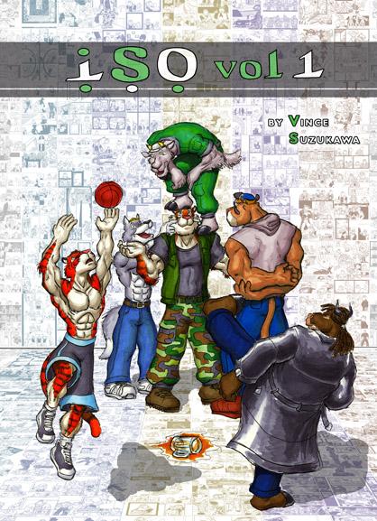 I.S.O. Vol. 1