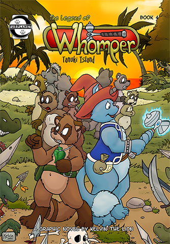 The Legend of Whomper: Book 4