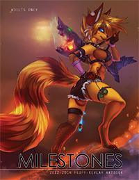 Milestones (2012-2014 artbook)
