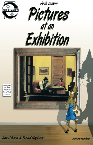 Jack Salem: Pictures at an Exhibition