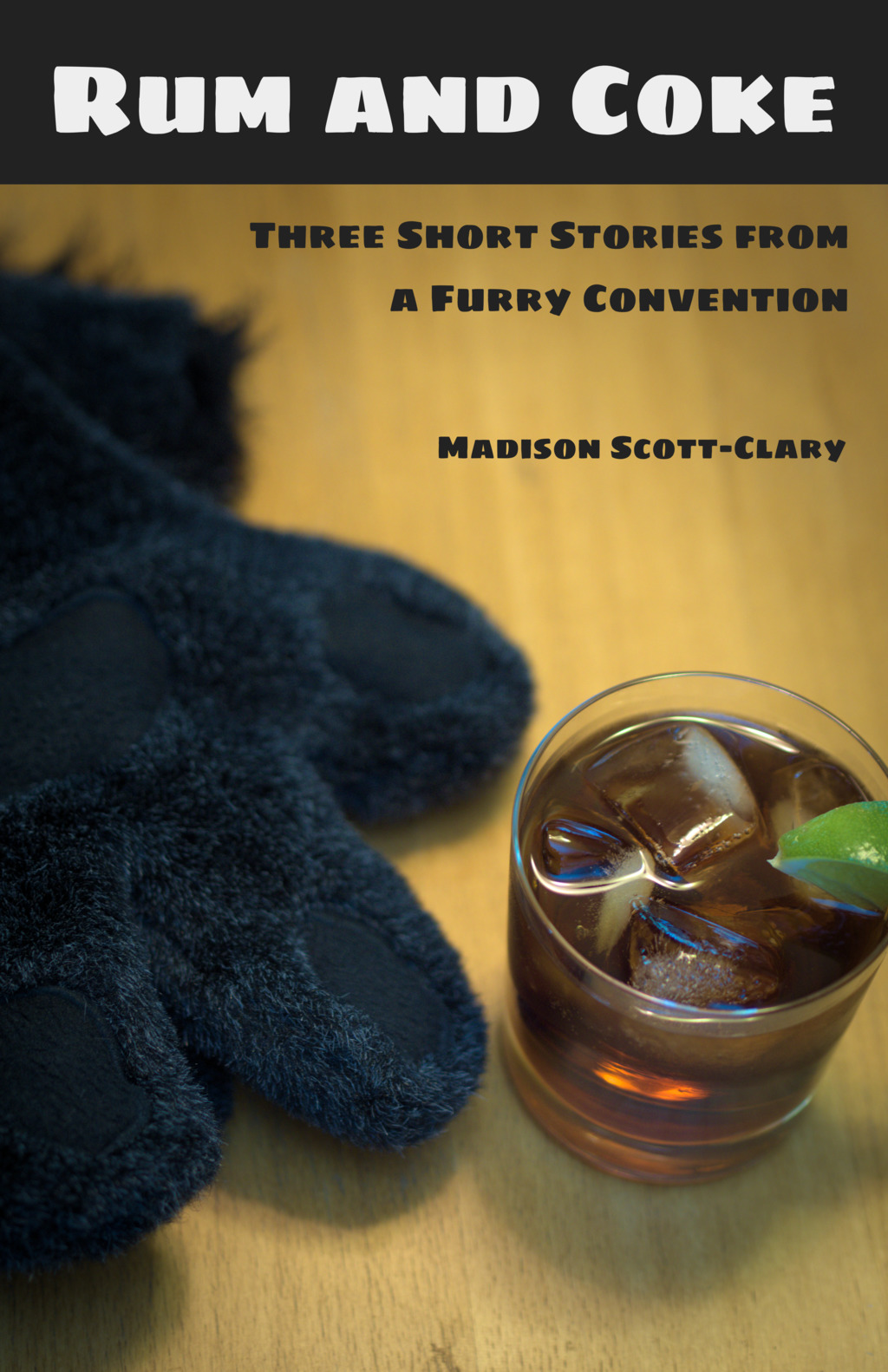Rum and Coke – Three Short Stories from a Furry Convention