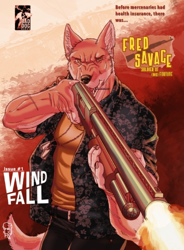 Fred Savage Volume 1: Wind Fall
