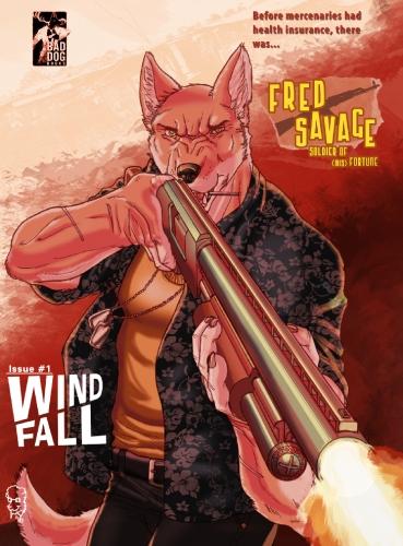 Fred Savage Volume 1: Wind Fall