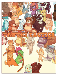 Tanuki Tactics Volume 1