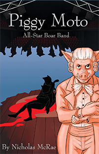 Piggy Moto: All-Star Boar Band