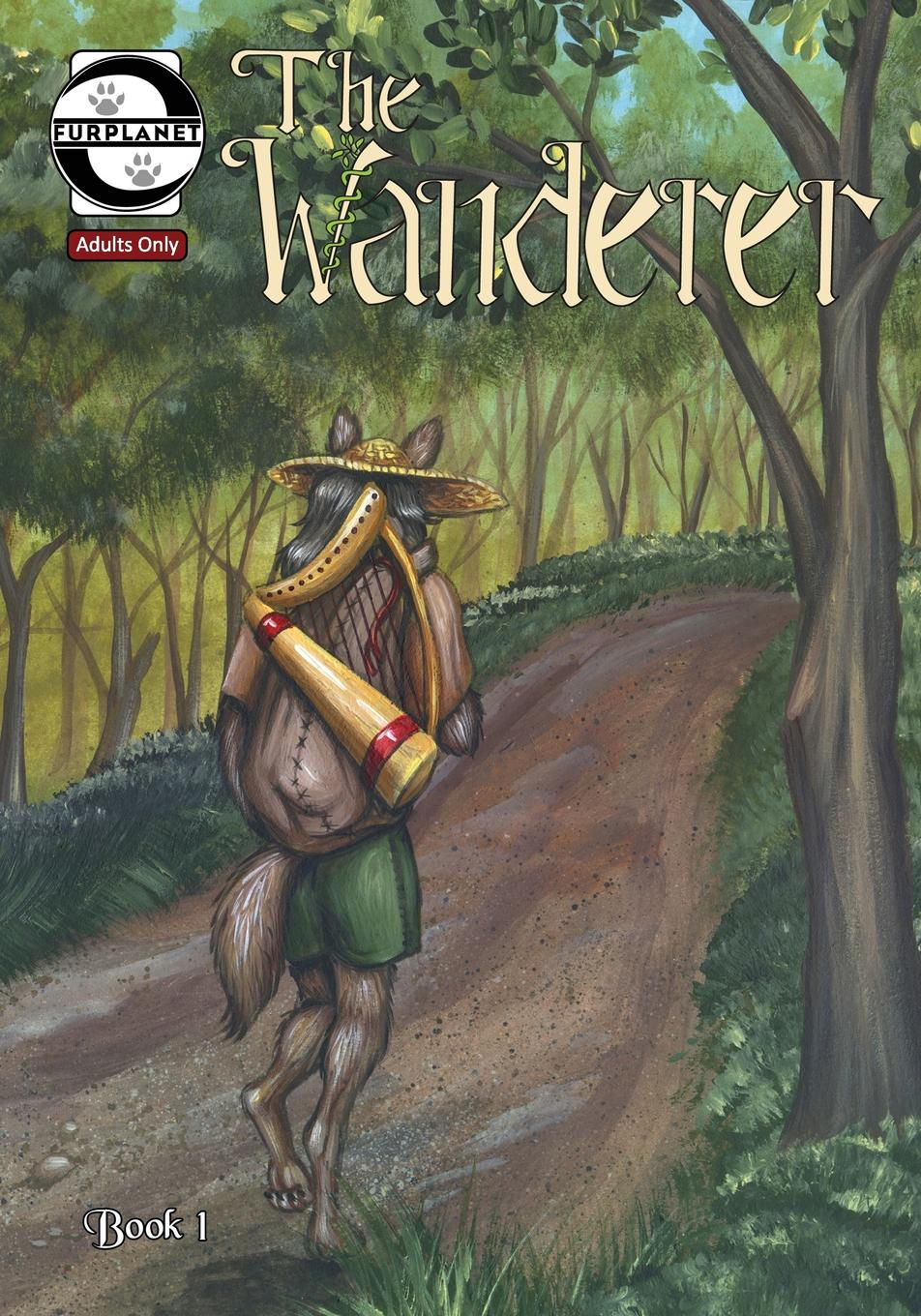 The Wanderer #01