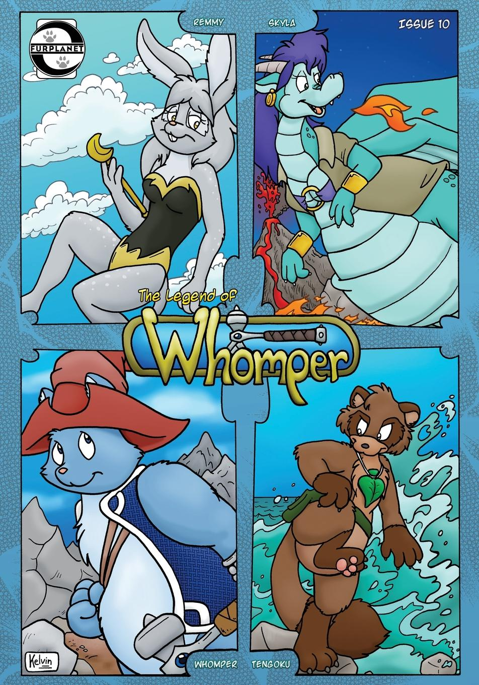 Whomper Vol 2, Issue 10